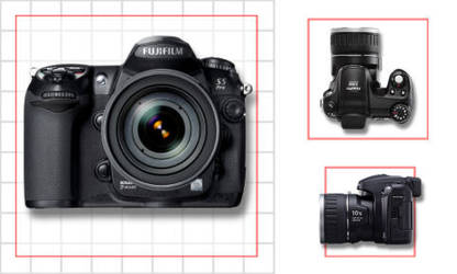 FinePix S5 Pro and S5000 by Widescreen
