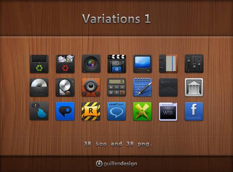 VARIATIONS  1