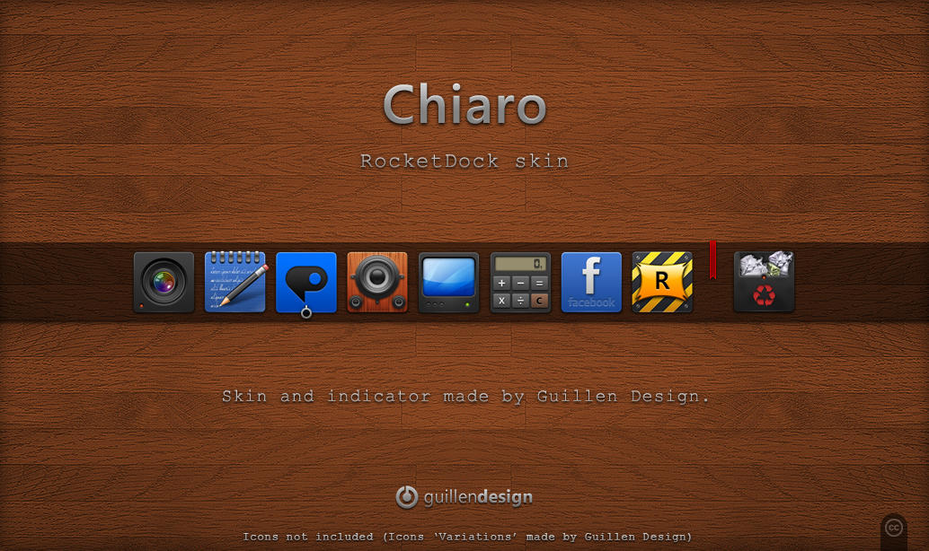 Chiaro by GuillenDesign
