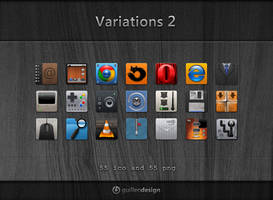 VARIATIONS 2 by GuillenDesign