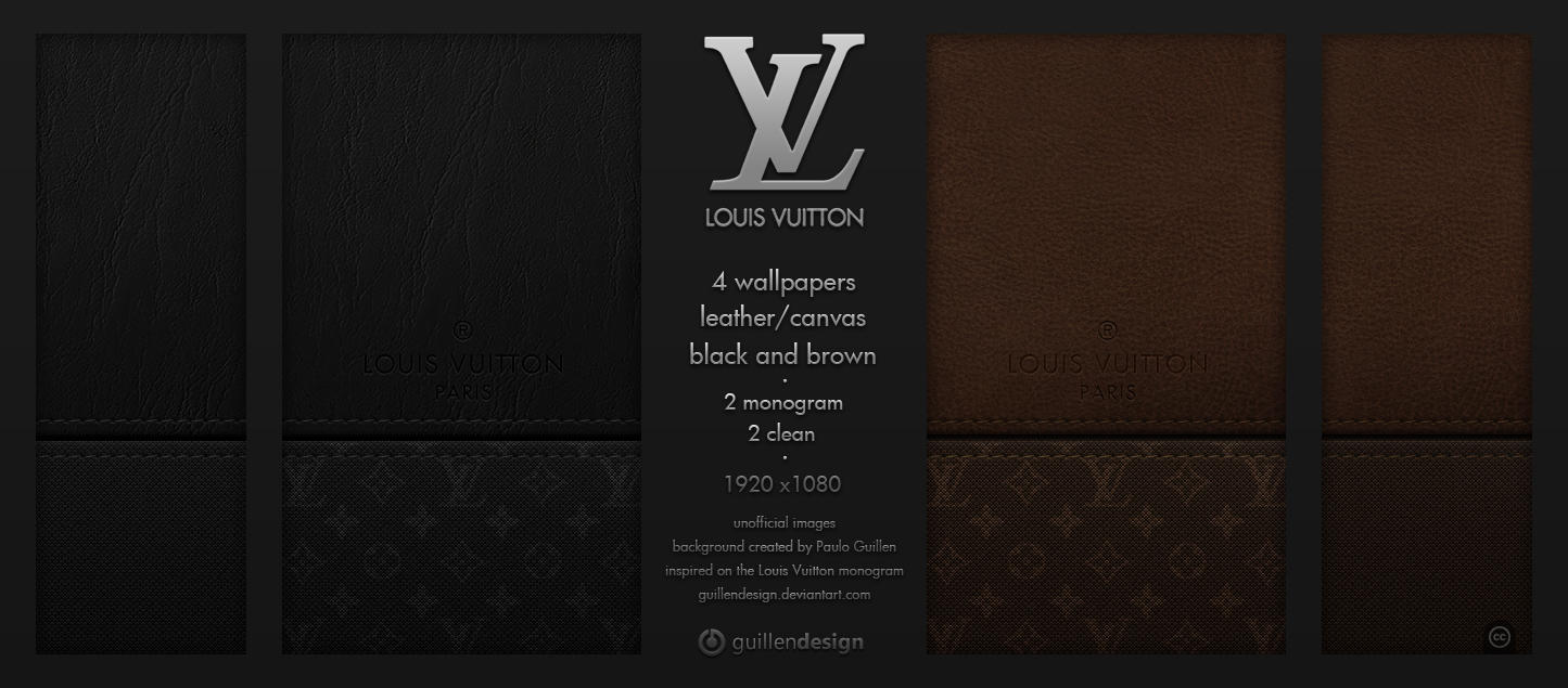 Louis Vuitton Wallpapers by GuillenDesign