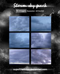 Storm sky pack