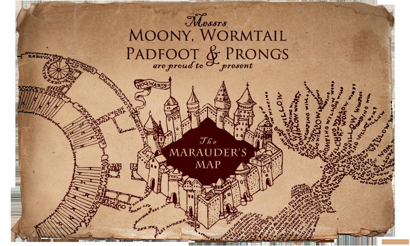 Marauder\'s Map Brush Set by hasuhime on DeviantArt