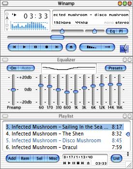 Mac OS X v1.5 - Aqua by deelight