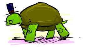 just turtle by boobookittyfuck