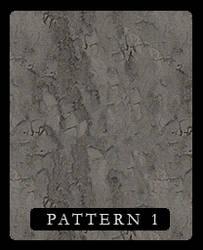 Pattern 1 - Grungy Wall