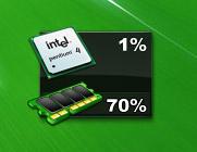 CPU - RAM Meter by alexnovelli