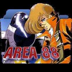 Area 88 Folder Icon (v2) by Vigorousjammer