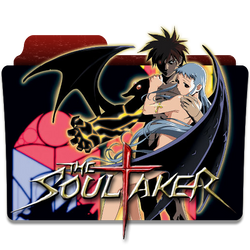 The SoulTaker Folder Icon by Vigorousjammer