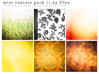 25 misc icon textures by vienna-blood