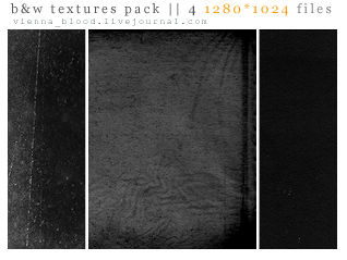 4 bw texture pack 1280x1024