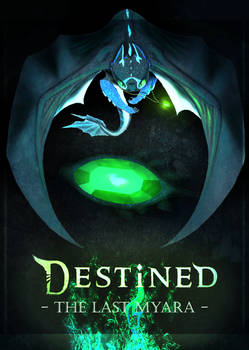 Destined: The Last Myara [Cover]