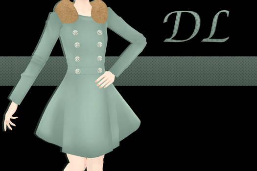 .:: MMD - Fur Coat DOWNLOAD ::.