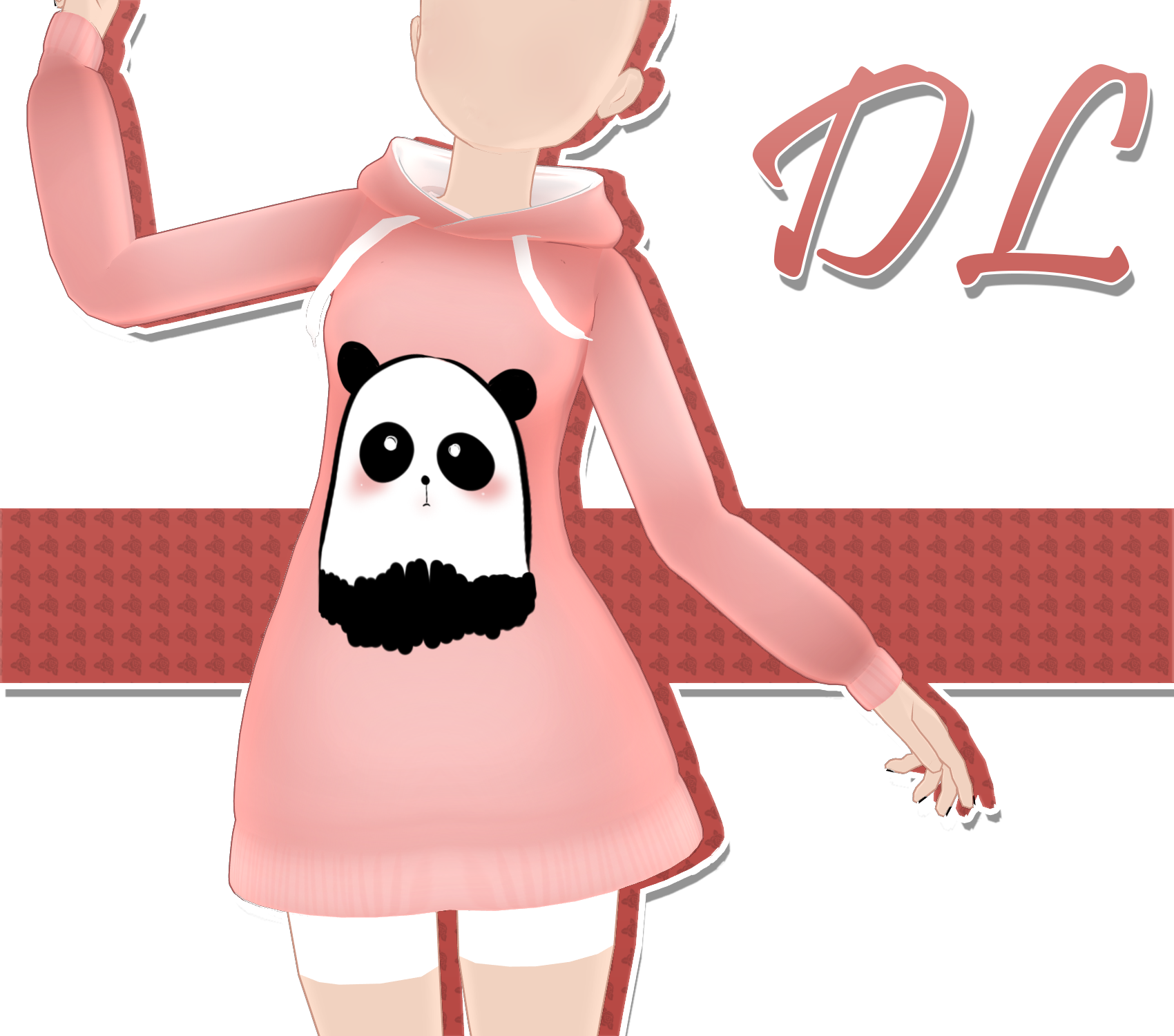 MMD - Hoodie DOWNLOAD ::  by AneCoco on DeviantArt