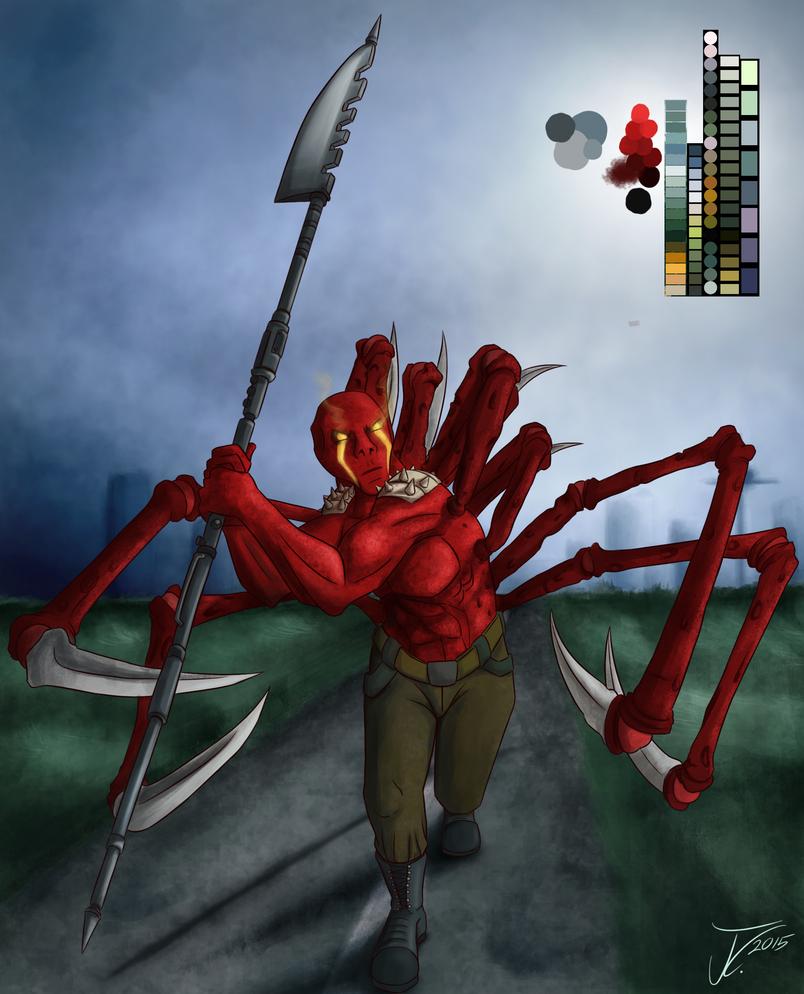 Seras Integra Level 2 by Jokerboxer
