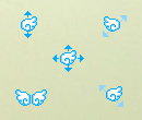 Angel Cursors by bluetheme