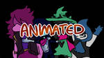 (animated) deltarune map part :^) by sealdeer
