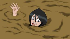 Rukia, The Sinking Shinigami! [ANIMATION]