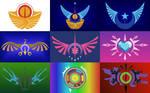 Kerbal Space Program: Emkay's MLP Emblems Flags