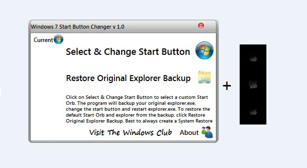 Change start button windows 7 deviantart : Qsp coin là gì 7