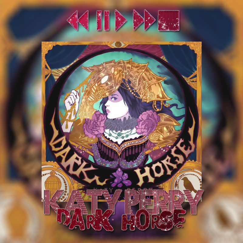 |SINGLE|KATY PERRY|DARK HORSE| by NeverStopBelieve on ...