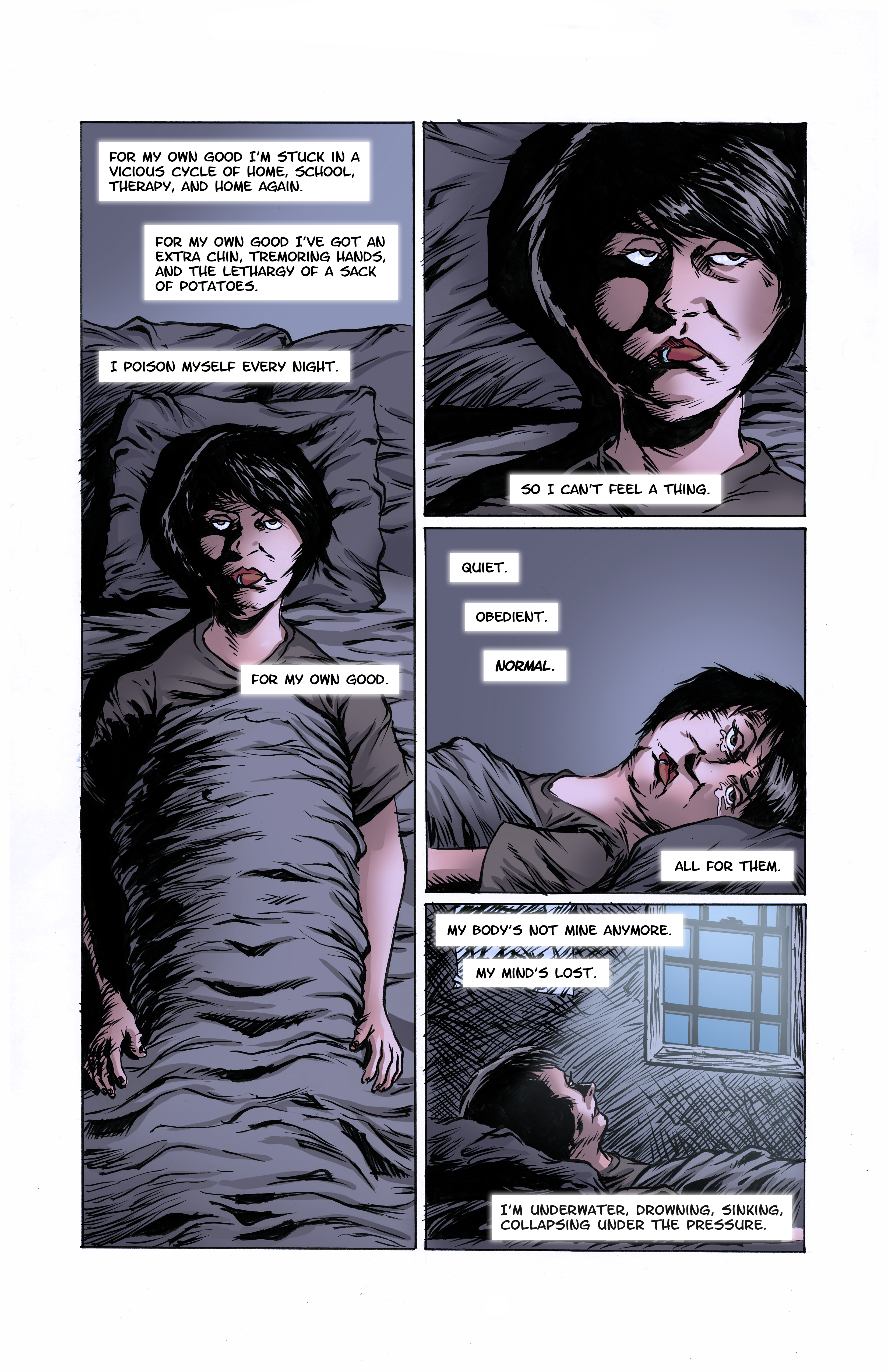 Outre (Issue #2): Cassandra
