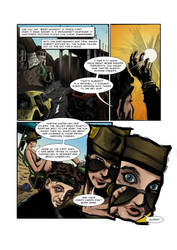 Outre (Issue #2): Surviving the Collide by Jeyradan
