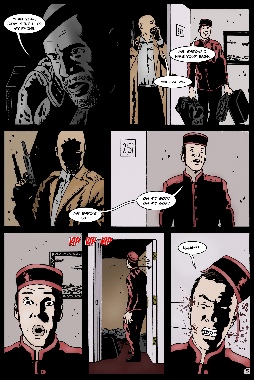 Gentlemen's Club (Issue #1)