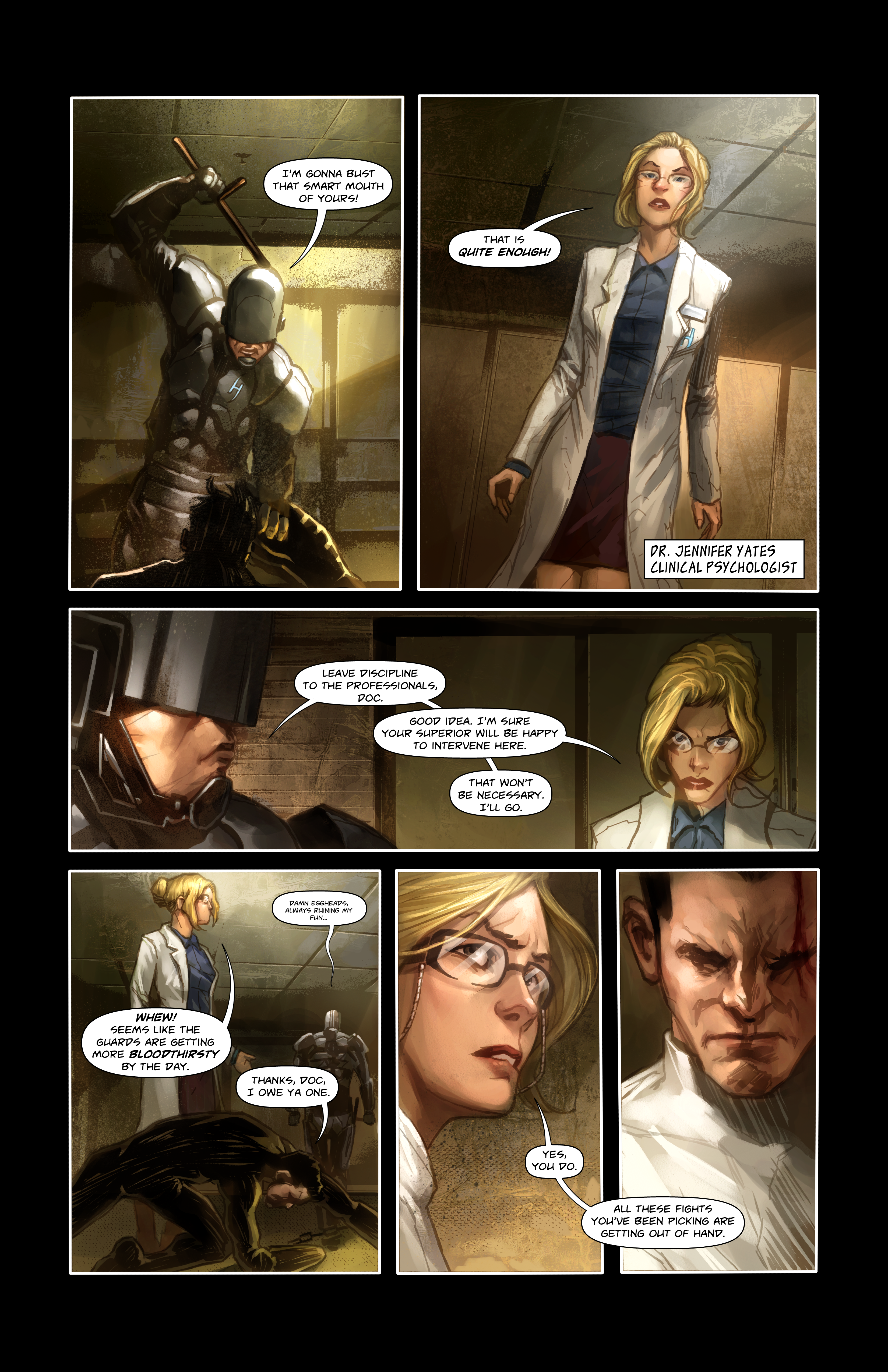 Deviants (Issue #1)