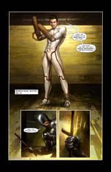 Deviants (Issue #1) by Jeyradan