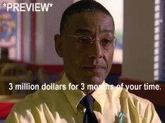 3 Million?