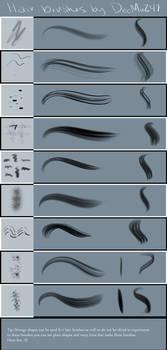 Hair Brush Part 2