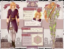 [RETIRED] Thorn Rowan by Shiiraa-x