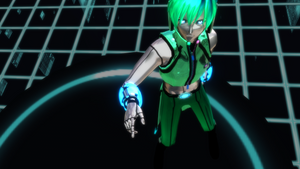 [MMD] Eden [Phobos P40-81A] [DL Moved] by Nintendraw