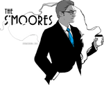 The S'Moores: tee design