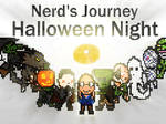 Nerd's Journey Halloween Night