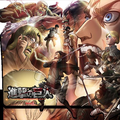Shingeki No Kyojin 3 Part 2 V1 By Noavalons On Deviantart