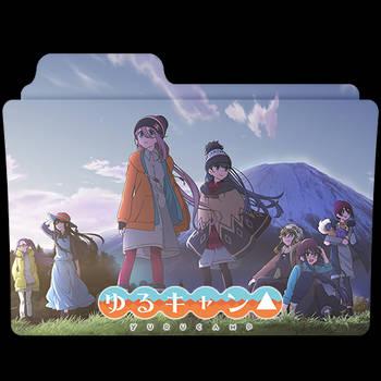 Yuru Camp Season 2 V1 by NoAvalons
