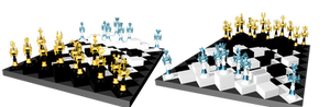MMD KH3 Chess Board Stage DL