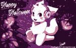 Halloween Wulf [Animated] by FireEagle2015