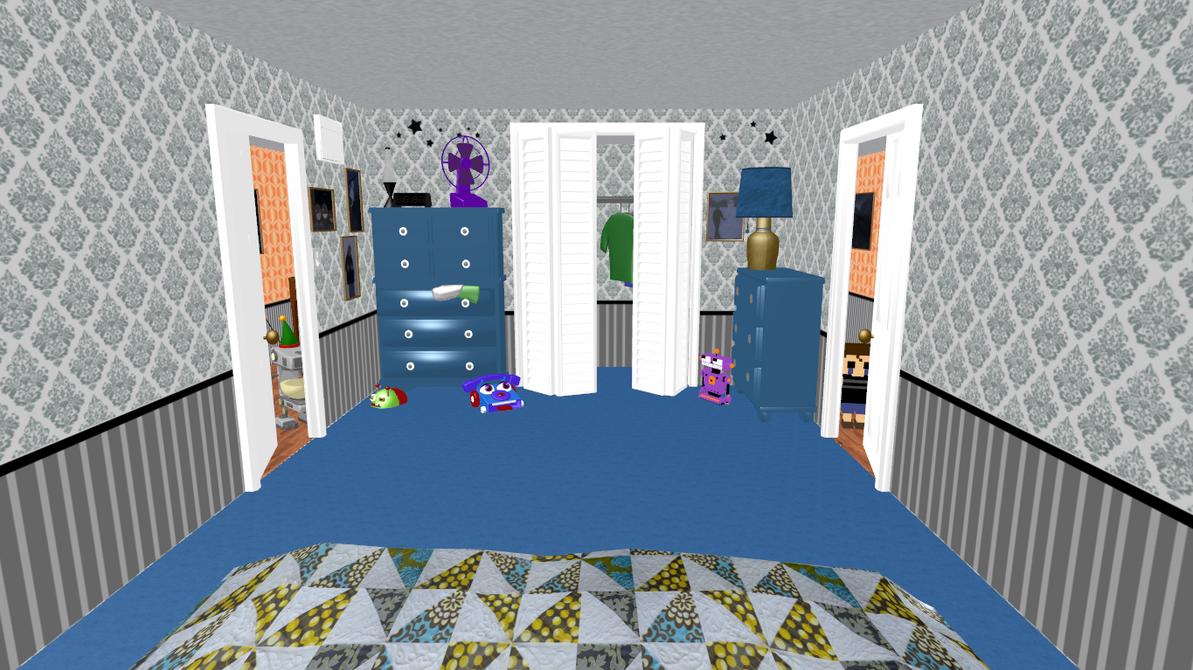 Fnaf  Rooms