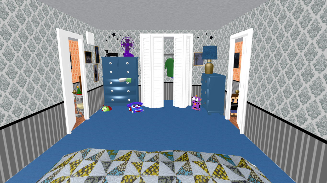 Pictures Of Rooms In Fnaf