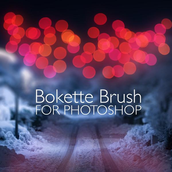 Bokette Bokeh Photosop Brush