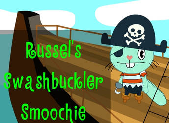 Russell Swashbuckler Smoochie by Yudhaikeledai