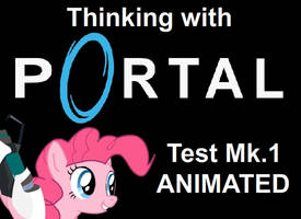 MLP Thinking with Portals: Prank by Yudhaikeledai