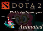 Pinkie Pie DOTA Gyrocopter