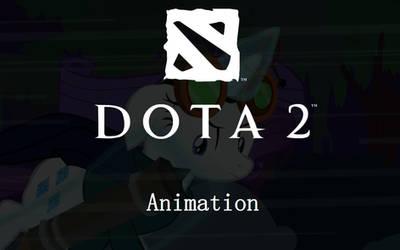 My Little Pony Dota 2 Animation by Yudhaikeledai