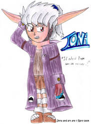 Jona - Son of Vin by freqrexy