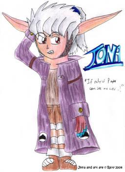 Jona - Son of Vin