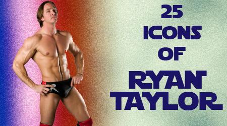 :Ryan Taylor Icon Pack: by RyanTaylorGirl